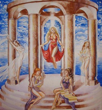 Cultul Afroditei