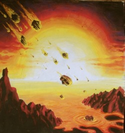 Peisaj de pe exoplaneta Corot 7b