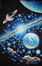 Pamantul si Calea Lactee