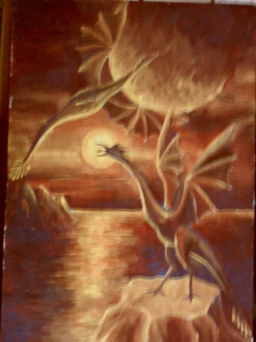 Arheopterix, pictura 2004
