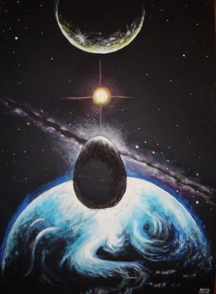Asteroidul YU55