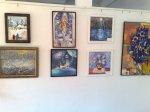 Tablouri expuse la salonul de iarna organizat de Asociatia Artistilor Plastici din Bucuresti