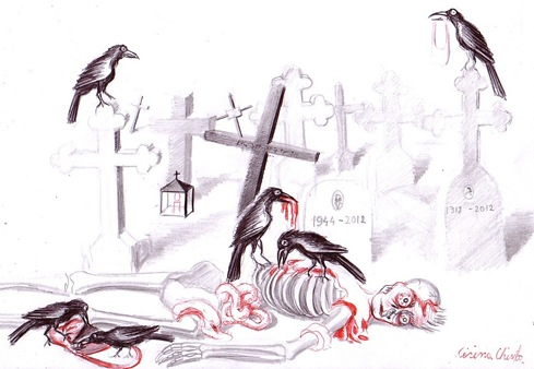 Cimitirul cu ciori