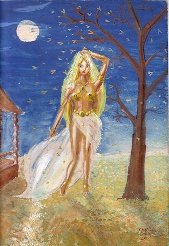 Dorinta, pictura din anul 2000