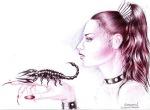 Scorpionul trimis de Hera