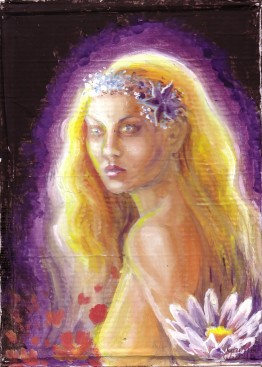 Portretul fetei din poeziile lui Mihai Eminescu