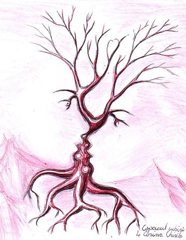 Copacul sarutului