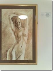 Nud pictat cu cafea Elite prof Art