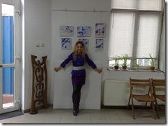 Corina Chirila - Expozitie la AAPB