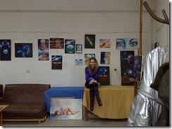 Expozitia pictoritei Corina Chirila