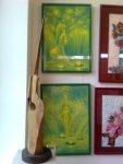 Lucrarile artistei Corina Chirila la salonul de primavara din herastrau