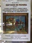 Afis expozitie Herastrau