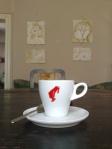Cafea si pictura