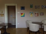 Exopozitie de pictura la cafeneaua Home Cafe