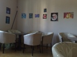 Expozitie de pictura la caefneaua Home Cafe Cotroceni