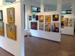 Salon de arta moderna organizat de Asocitaia Artistilor Plastici din Bucuresti la galeria AAP din herastrau