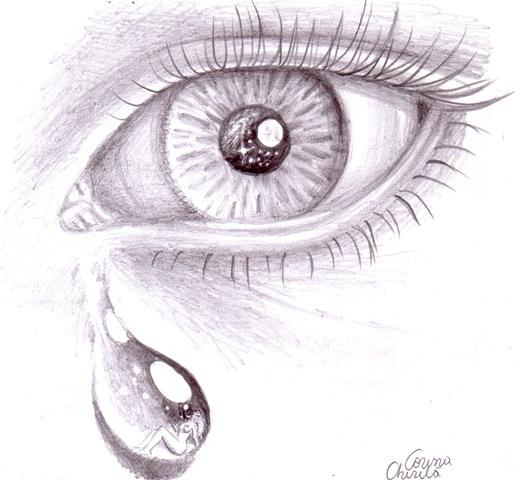 Lacrimi Pentru O Iubire Pierduta Desene Si Picturi De