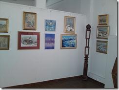 Salonul de iarna organizat de Asociatia Artistilor Plastici din Bucuresti Herastrau 2012