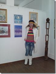 Tablouri de Corina Chirila la salonul de iarna 2012