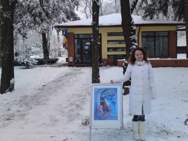 Corina Chirila expozitie la galeria AAP Herastrau