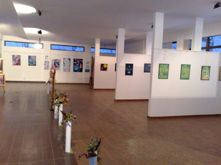 Expozitia Univers eminescian