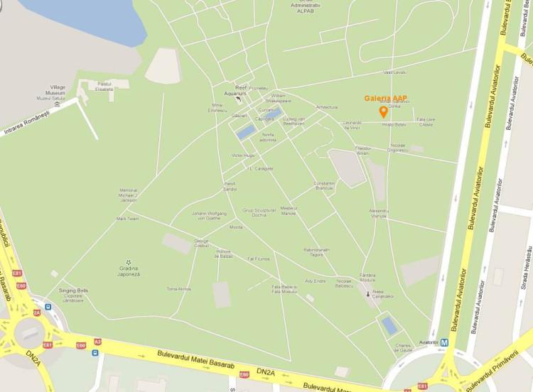 Harta parc Herastrau copy