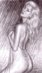 CatchTheRain - Desen in creion inspirat din melodia cantata de Lili Sandu