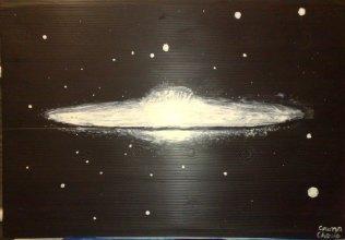 Galaxia Sombrero