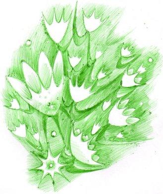 Green_harmony_by_DeCORinASON