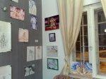 Luna istoriei LGBT - Februarie 2012 - Expoztie de arta comunitara casa Matsari