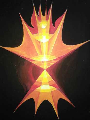 Parabolik - Pictura abstracta
