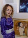 Pictorita Corina Chirila cu Pleiadele