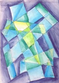 Pictura abstracta 2000