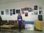 The artshow of Corina Chirila