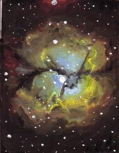 Triffid nebula