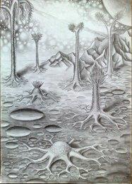 Vegetatie de pe Marte