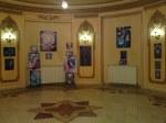Expozitie sala ronda cercul Militar national Bucuresti