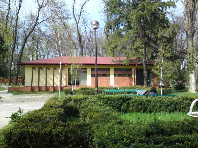Pavilionul B din Herastrau