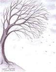 Copacul depresiv