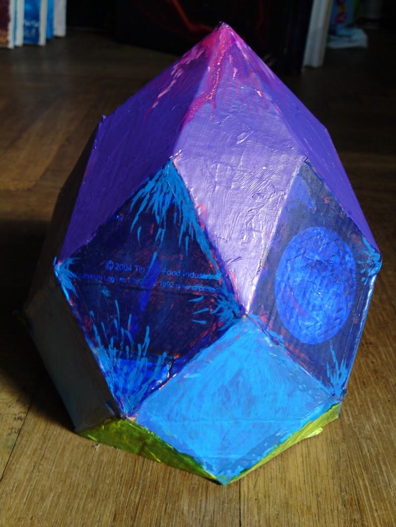 Rombizonaedru sau zom