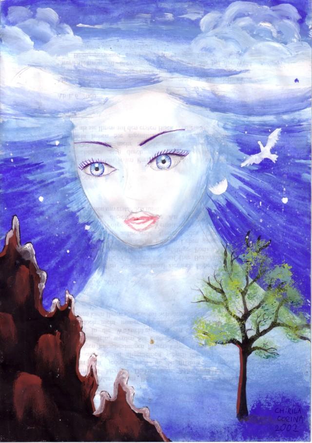 Portretul Julietei, pictura din 2001