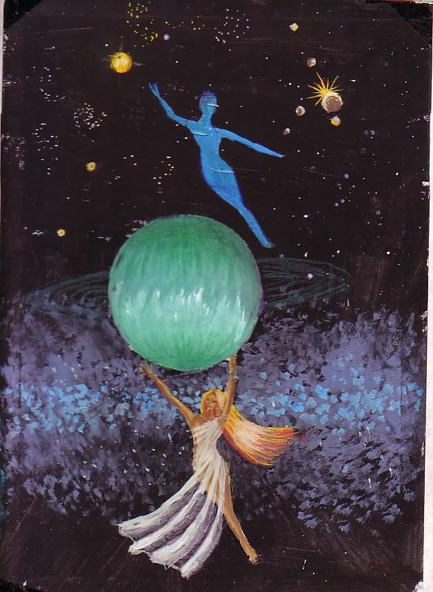 Uranus, pictura din anul 2000