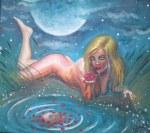 Craiasa din povesti, pictura 2005