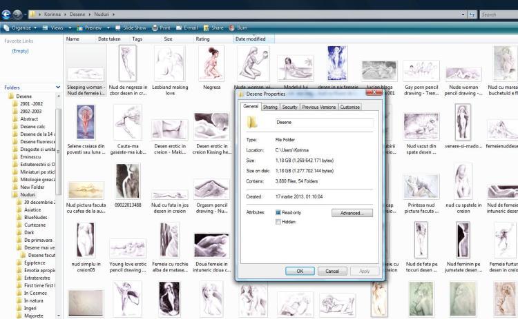 Folder Desene