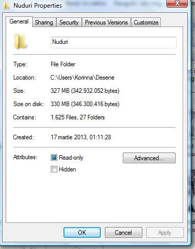 Folder nuduri