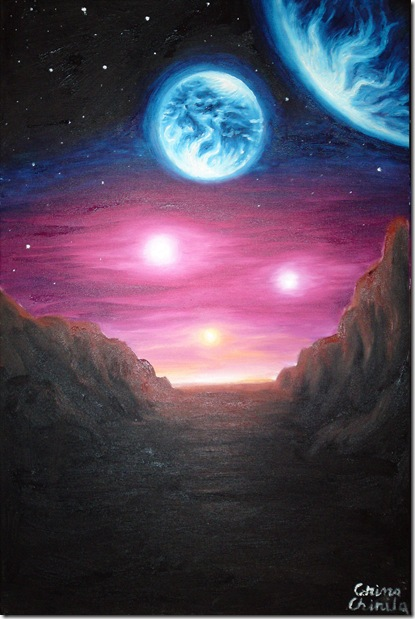Gliese 667Cc exoplanet