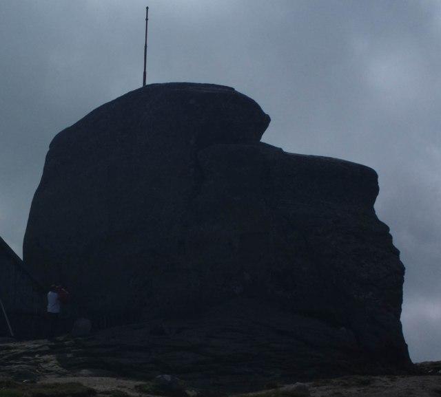 Sfinxul de la Varful Omu