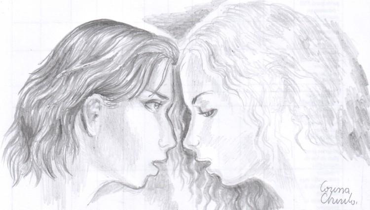 Fata in fata cu iubirea