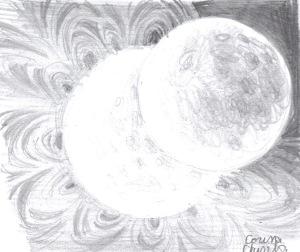 Eclipsa partiala de soare