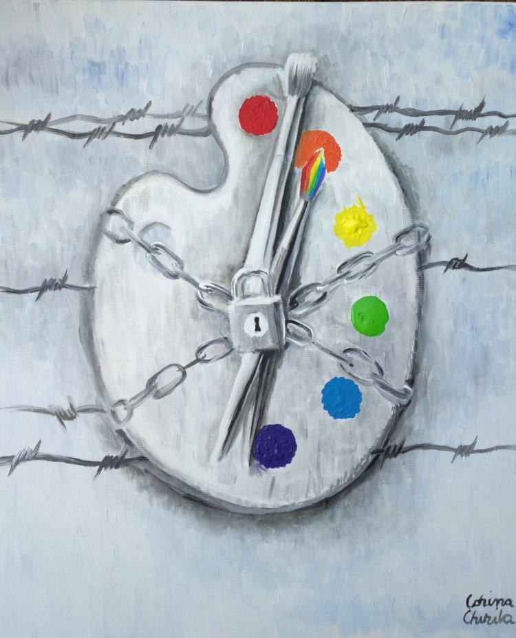 Situatia artistilor din Romania